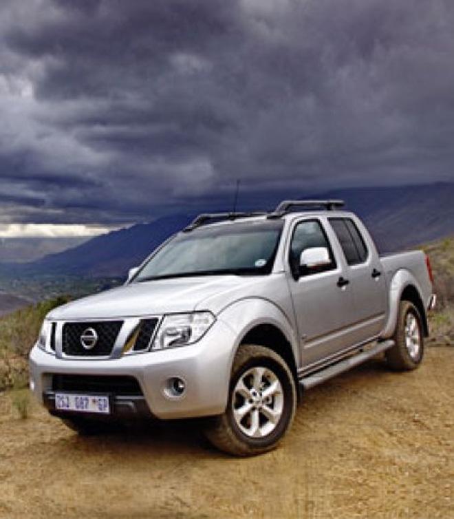 V9X Nissan Navara (Pricey) bakkie, or SUV? - Leisure Wheels
