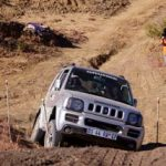 David (the Jimny) up against the Goliaths