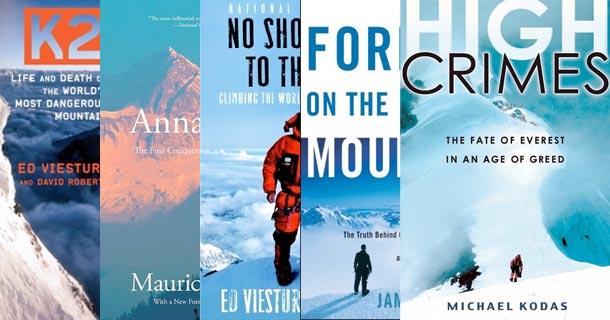 Best Mountaineering Books