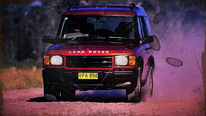 The Land Rover Disco II - 1999
