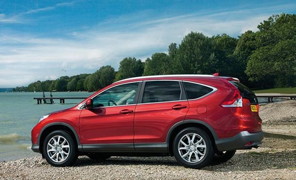 New Honda CRV Prices  Specs  Leisure Wheels