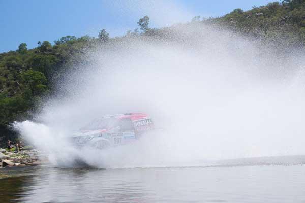 Dakar Summary - Stage 10