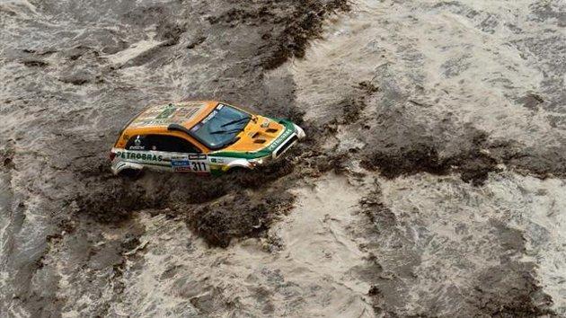 Dakar Summary - Stage 8