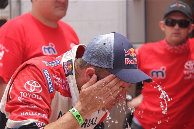 Dakar Summary - Stage 7 - Death of Thomas Bourgin(#106)