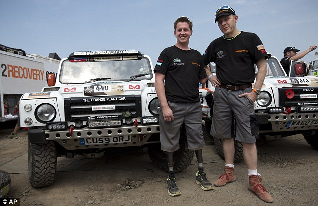 Dakar summary - Stage 5 - Two die in accident