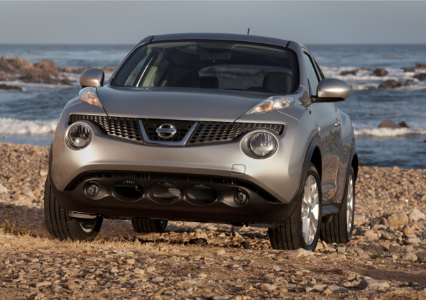 Nissan's gamble - the Juke compact SUV