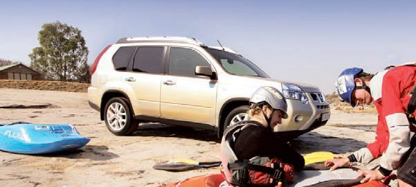 September Issue: Nissan X-trail adventure