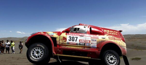 GWM aims for top Dakar finish