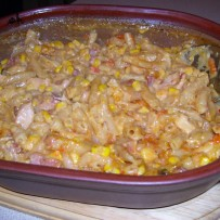 Recipe: Macaroni with Chicken and ...