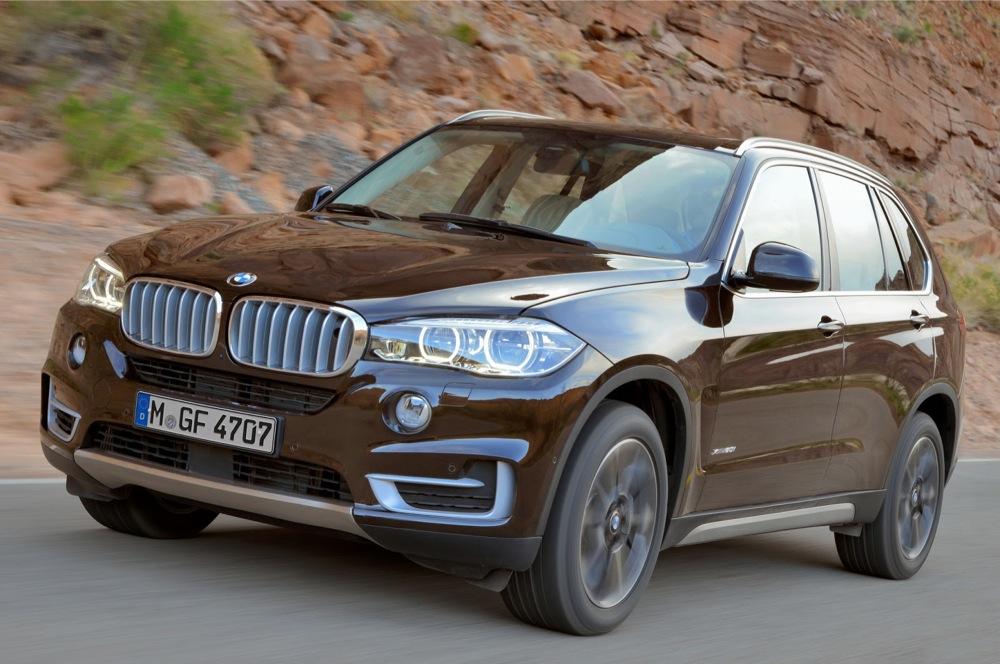 BMW X7 coming  Leisure Wheels
