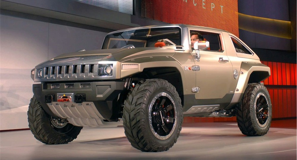 Gmc creating wrangler competitor leisure wheels General motors jeep