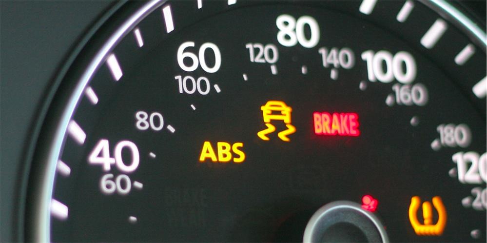 Jake Venter: ABS brakes have their drawbacks