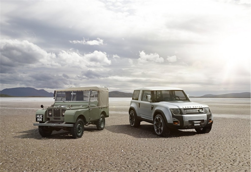 New Land Rover Defender In 2018 Leisure Wheels