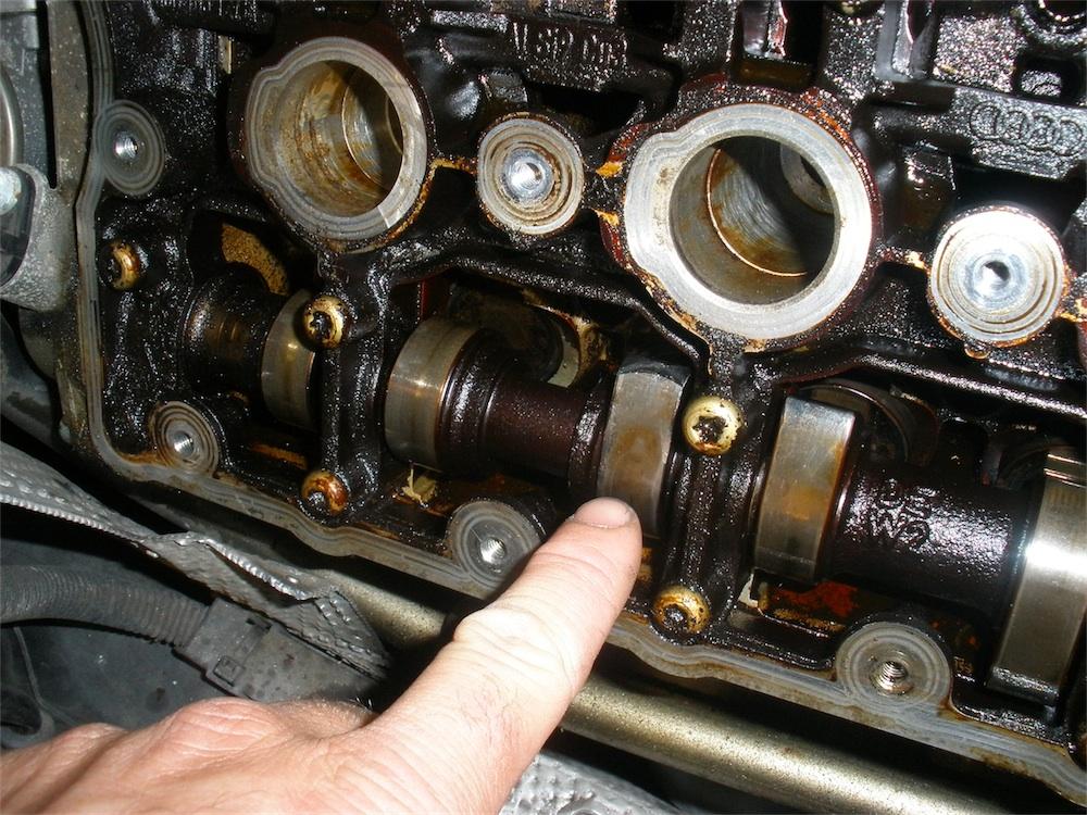 Worn Engine Bearings : Jake venter preventing engine wear and tear leisure wheels