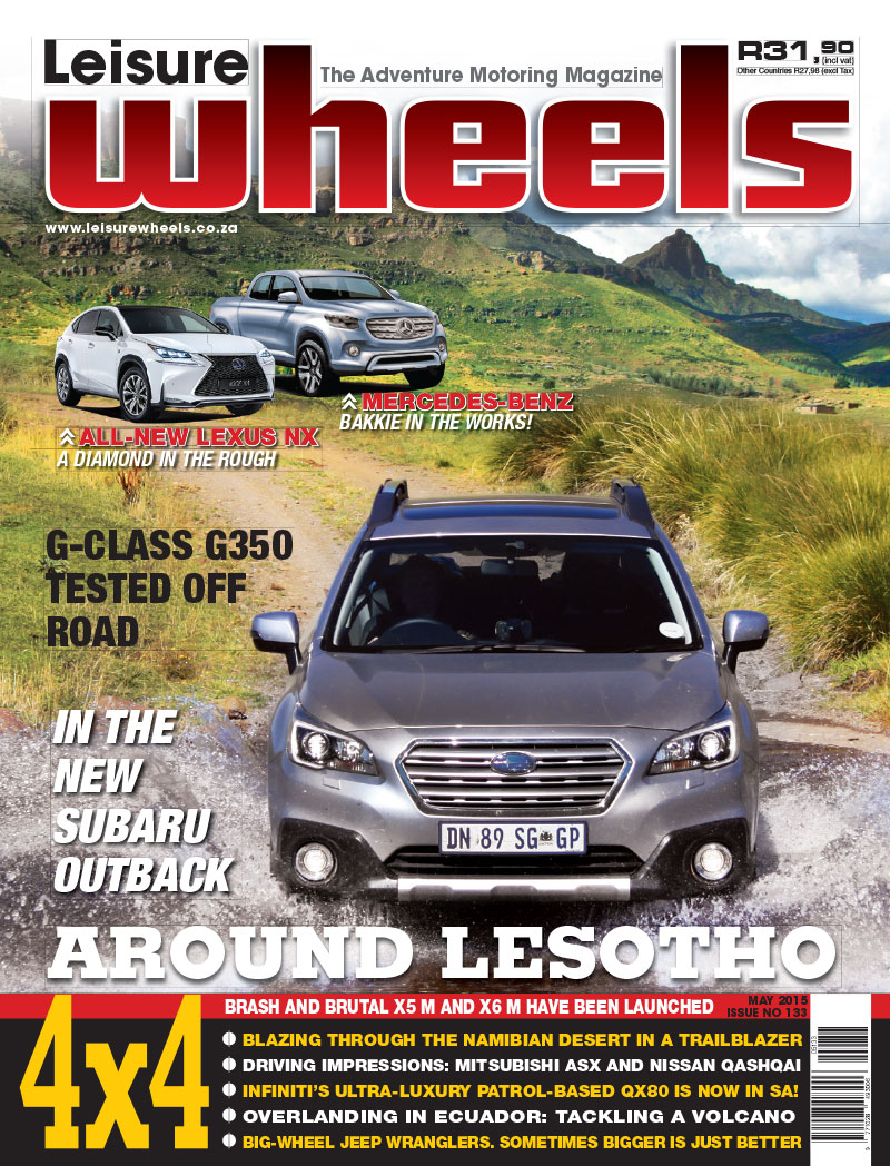 April 2015 Issue