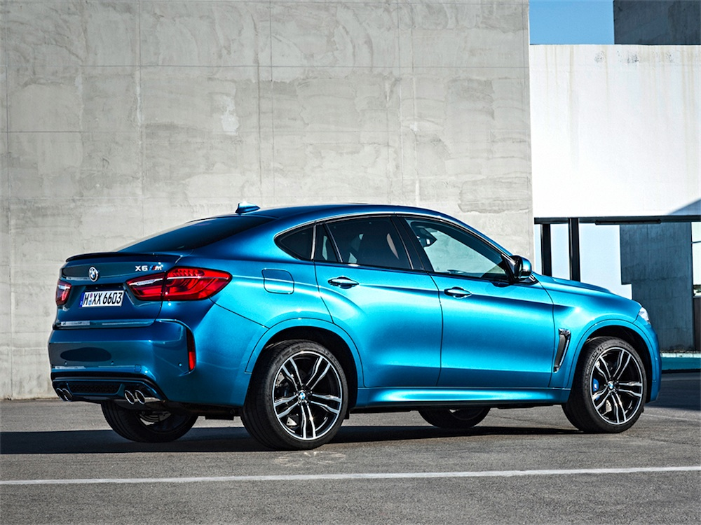 Driving Impression Bmw X6 M And X6 M50d Leisure Wheels