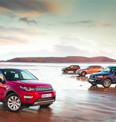 Shoot-Out: Discovery Sport vs Rivals