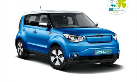 kia soul ev wins eco award in france leisure wheels. Black Bedroom Furniture Sets. Home Design Ideas