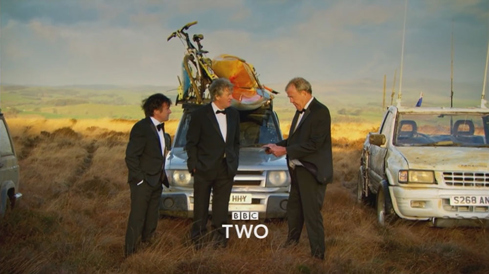 bbc to air 2015 top gear christmas special with clarkson. Black Bedroom Furniture Sets. Home Design Ideas