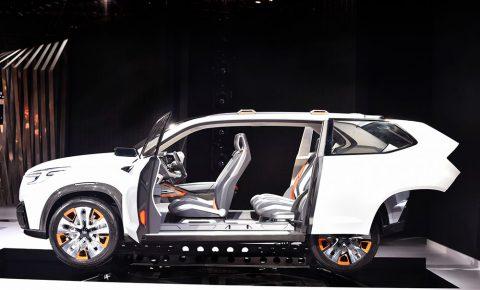 Subaru Viziv Future Suv Concept Debuts In Tokyo Leisure Wheels