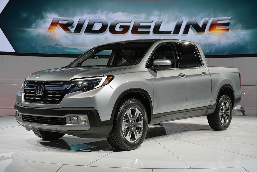 Image Result For Honda Ridgeline Fuel Capacity