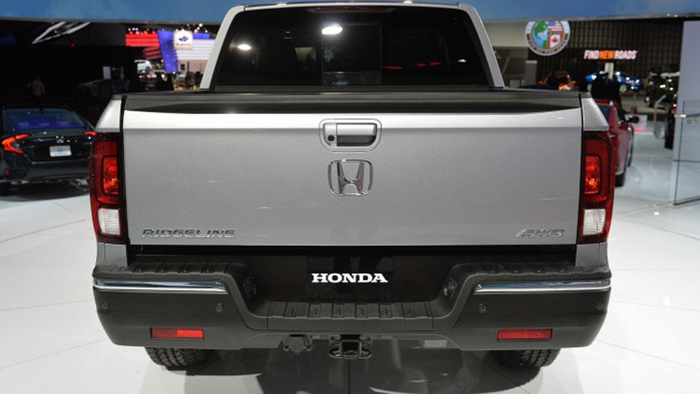 2017 Ridgeline Is Honda's New Bakkie - Leisure Wheels