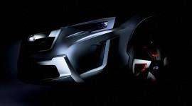 New Subaru XV Crossover concept coming to Geneva