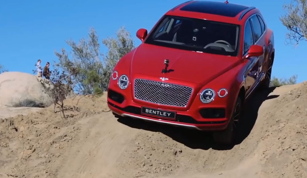 bentley bentayga world 39 s fastest suv leisure wheels. Black Bedroom Furniture Sets. Home Design Ideas