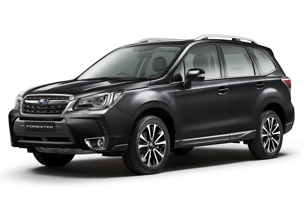 2016 subaru forester model update with prices leisure wheels. Black Bedroom Furniture Sets. Home Design Ideas