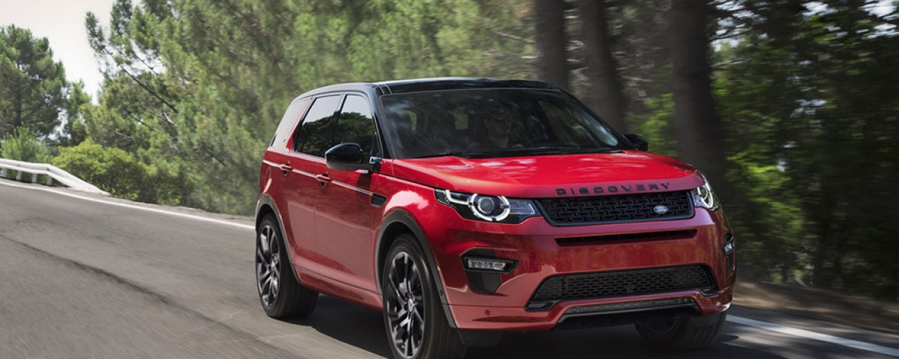 Land Rover Discovery Sport Enhanced For 2017 MY