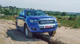 Road test: Ford Ranger 2.2TDCi 4X4 XLS