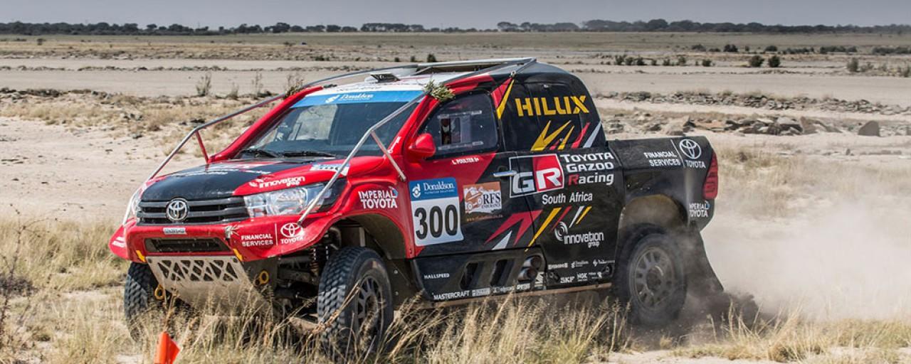 Toyota Gazoo Racing SA ready for the 'T20' of cross-country racing