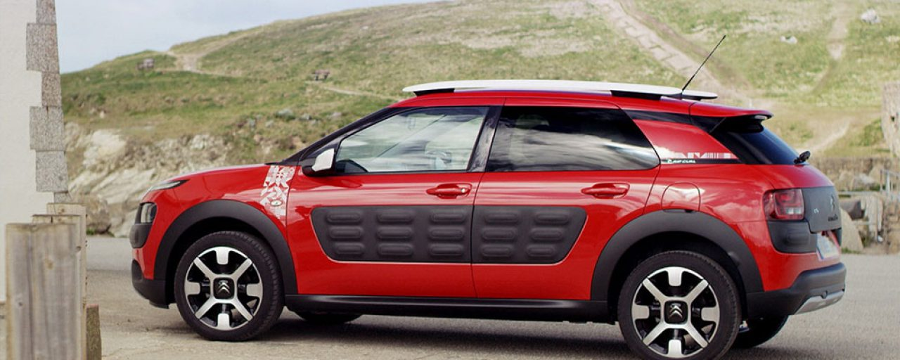 Citroen C4 Cactus Rip Curl Launched in the UK