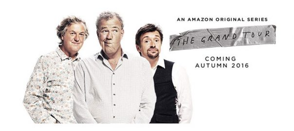 Top Gear, the Grand Tour