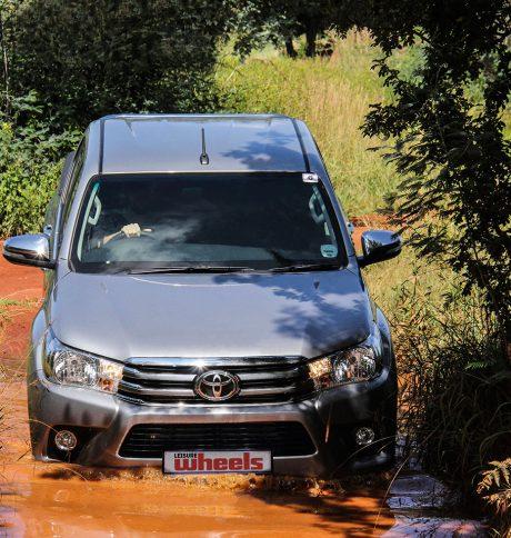 Toyota Hilux 2.8GD-6 Raider 4×4