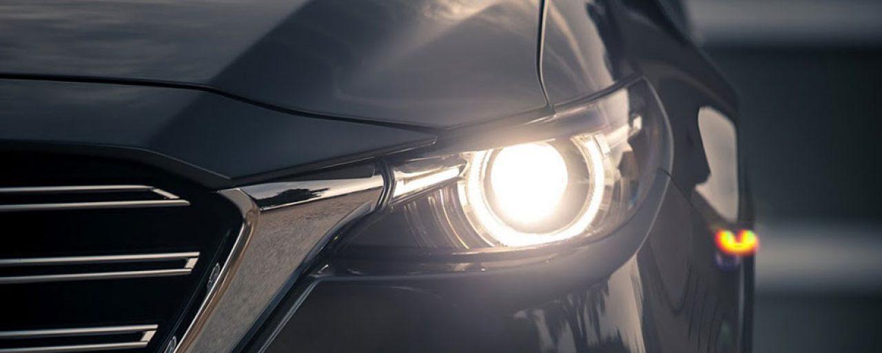 Mazda details 2016 CX-9's lighting
