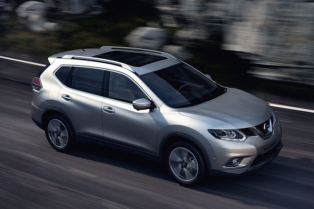nissan x trail and juke to have electric versions leisure wheels. Black Bedroom Furniture Sets. Home Design Ideas