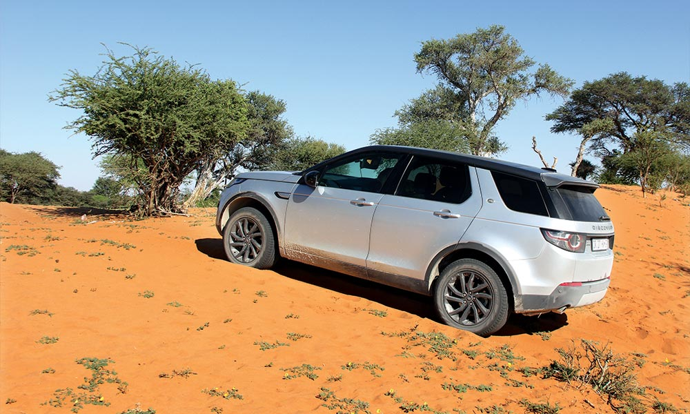 Off Road Test Land Rover Discovery Sport 2 2sd4 Hse At