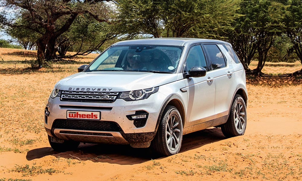 2018 Land Rover Discovery Sport: Expectations, Changes >> Off Road Test Land Rover Discovery Sport 2 2sd4 Hse At Leisure Wheels