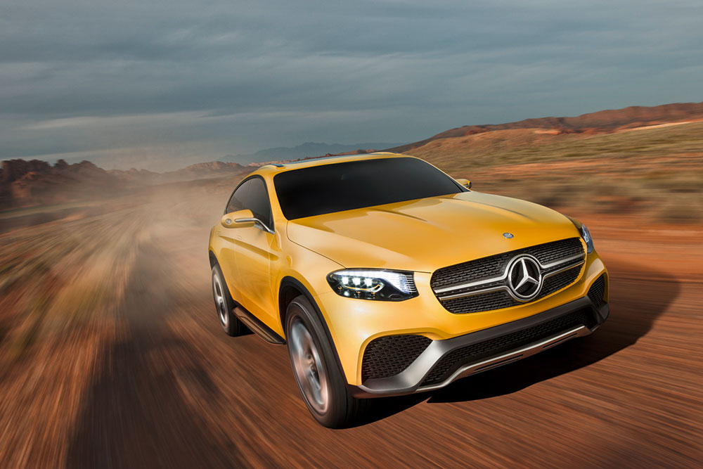 Mercedes benz all electric suv concept expected to debut for All electric mercedes benz