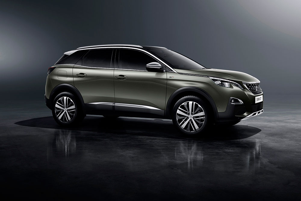 New Peugeot 3008 Gt Suv Leisure Wheels