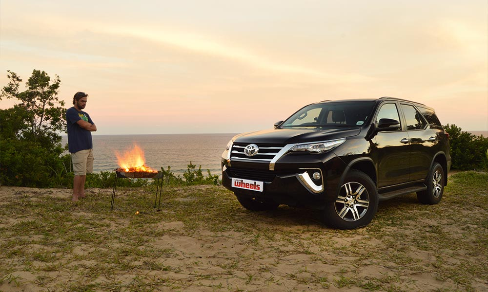 adventure drive  toyota fortuner 2 8gds 4x4 at