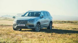 Driving impression: Volvo XC90 T8 Twin Engine