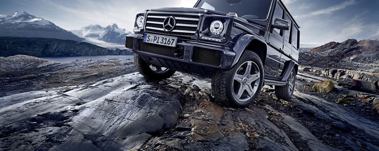 Mercedes-Benz G-Class set for engine and interior changes