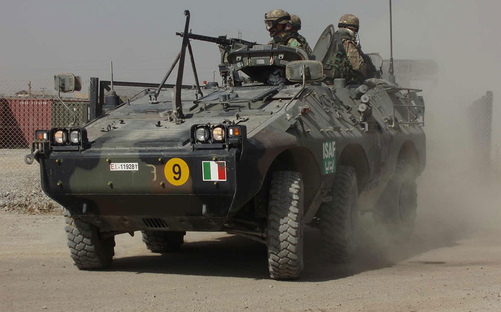 Italian-Puma-6x6-