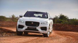 Driving impression: Jaguar F Pace