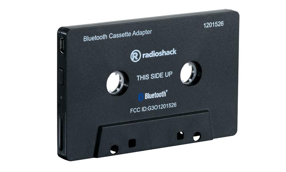 Radioshack-casette