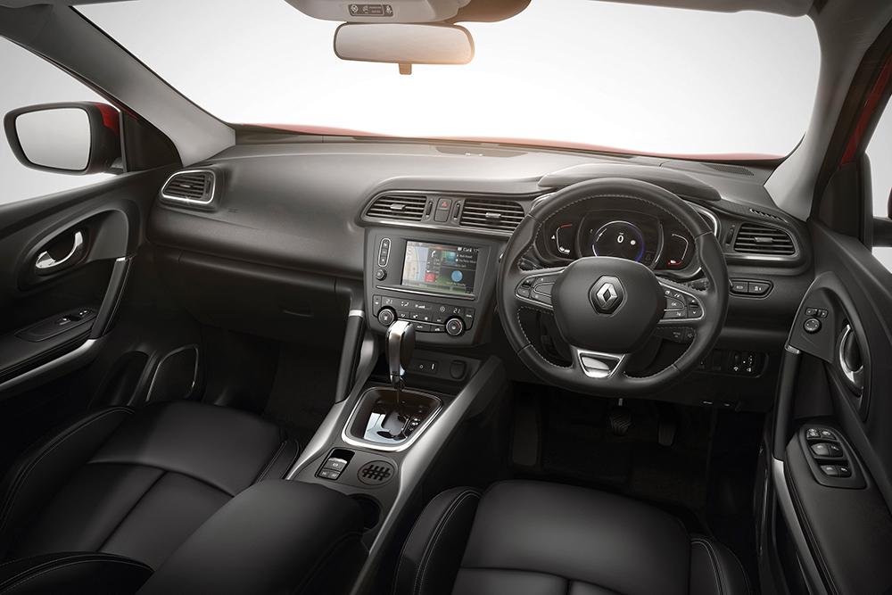 Driving Impression Renault Kadjar Edc Auto Leisure Wheels