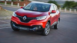 Driving Impression: Renault Kadjar EDC (Auto)