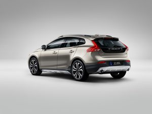004 Volvo V40 Cross Country, Luminous Sand